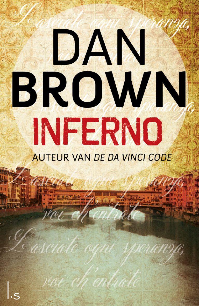 Dan Brown Inferno, nieuwste boek van Dan Brown