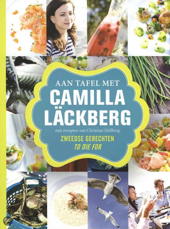 Aan tafel met Camilla Läckberg