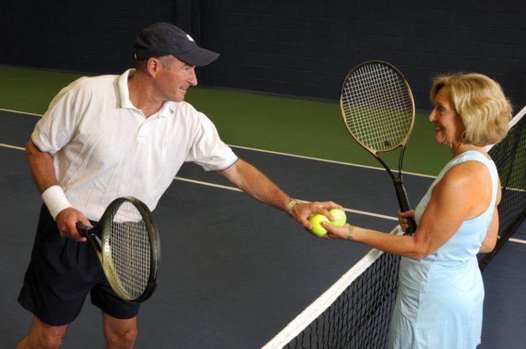 65 plussers zijn sportief en gezond