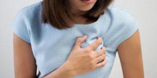 hartaanval vrouw