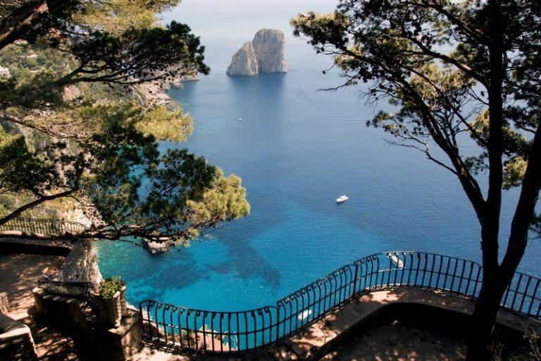 Capri, 1 van de mooiste eilanden van Italië